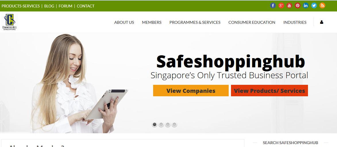 CommerceNet Singapore